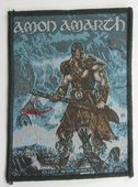 Amon Amarth - 'Jomsviking' Woven Patch